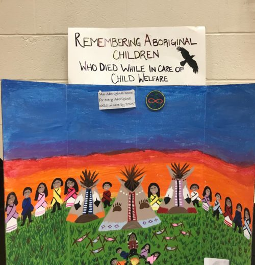 Remembering Aboriginal Children in Care 32845654 1747320018649780 6321932237528891392 o 500x519