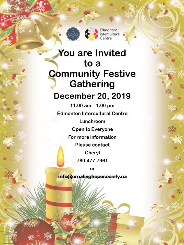 Community Festive Gathering Community Festive Gathering 2019 1 Sample Blog Community Festive Gathering 2019 1