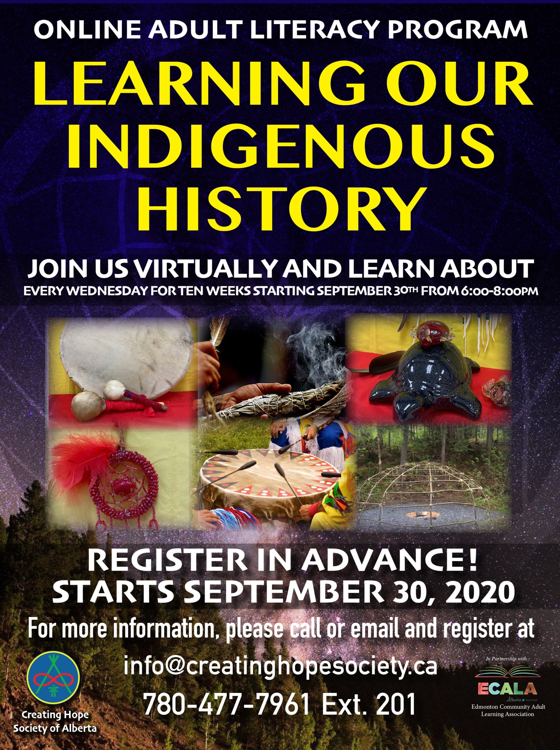 Learning our Indigenous History (Adult Literacy Program) Learning our Indigenous History poster FINAL min 1 scaled