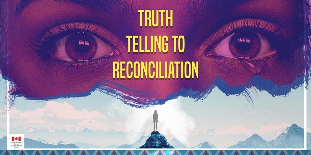 Indigenous Story-Telling: Truth Telling to Reconciliation Project https cdn